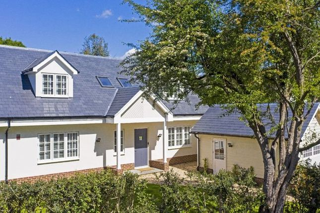 Thumbnail Detached house for sale in Killy Hill, Chobham, Woking