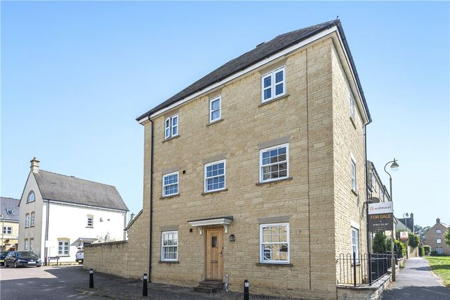 Front Elevation of Lime Walk, Witney, Oxfordshire OX28