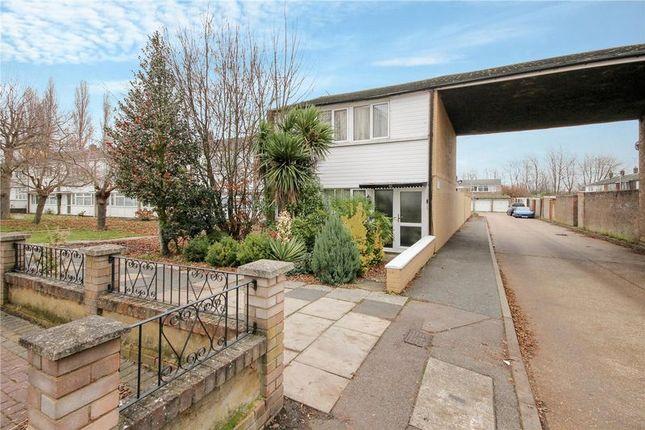 Thumbnail End terrace house for sale in Jermayns, Laindon, Basildon