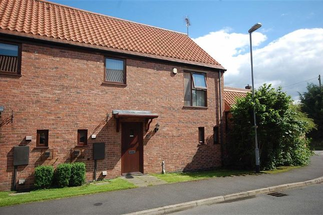 Thumbnail Semi-detached house for sale in The Old Nurseries, Norwell, Nottinghamshire