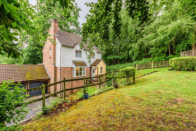 Thumbnail Detached house for sale in Round Wood Close, Walderslade
