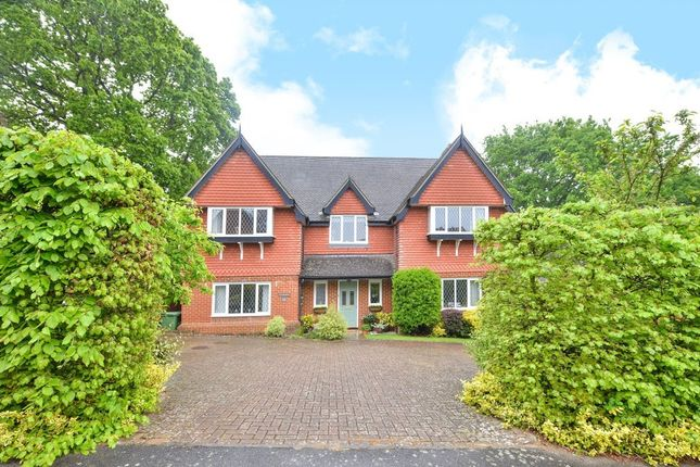 Thumbnail Detached house for sale in Orchard Way, Sedlescombe, Battle