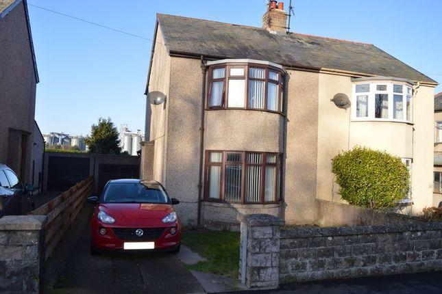 Thumbnail Semi-detached house for sale in 96 Shielfield Terrace, Tweedmouth, Berwick-Upon-Tweed