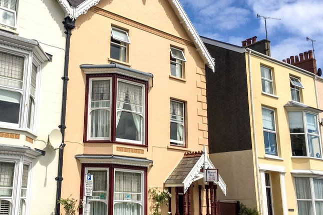 Thumbnail Hotel/guest house for sale in Clement Dale Guest House, Southcliff Gardens, Tenby, Pembrokeshire