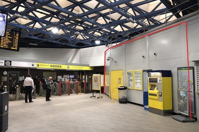 Retail premises to let in Moorfields Railway Station (Merseyrail), Main Entrance, Moorfields, Liverpool, Merseyside