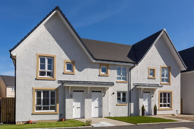 """Thumbnail Terraced house for sale in """"Brodie"""" at Kirkton North, Livingston"""