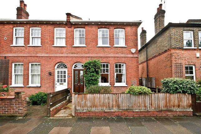 Thumbnail Semi-detached house to rent in Church Gardens, London