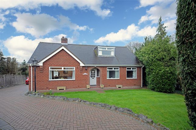 Thumbnail Detached house for sale in Upper Battlefield, Shrewsbury