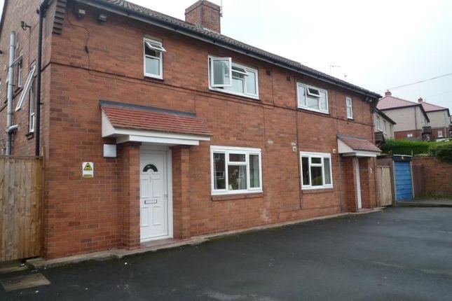 Thumbnail Flat to rent in Church Street, Oakengates, Oakengates