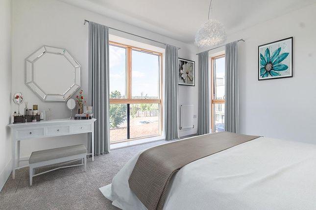 Bedroom Two of Portside Street, Nottingham NG2