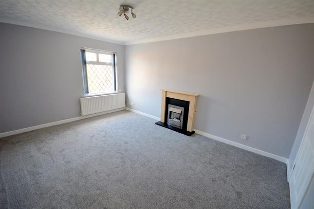 Living Room of Rosemount Court, South Church, Bishop Auckland DL14