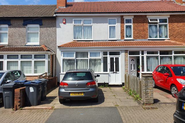 Thumbnail Terraced house for sale in Aubrey Road, Small Heath Birmingham