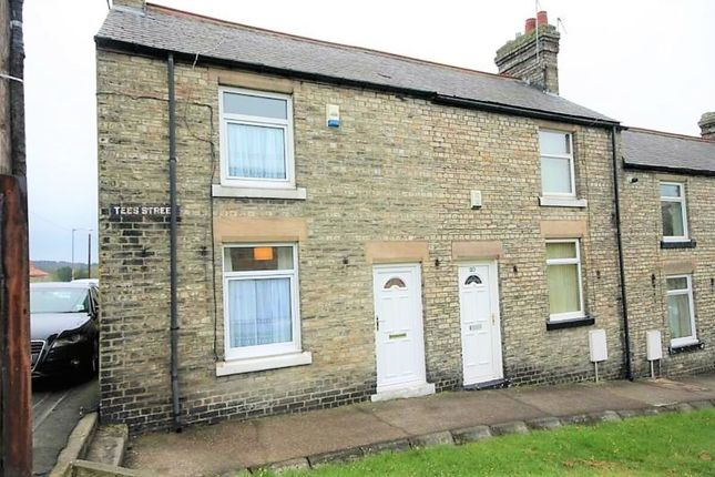 1 bed terraced house to rent in Tees Street, Chopwell, Newcastle Upon Tyne NE17