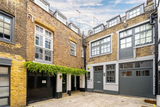 Thumbnail Terraced house for sale in Bourlet Close, Fitzrovia, London