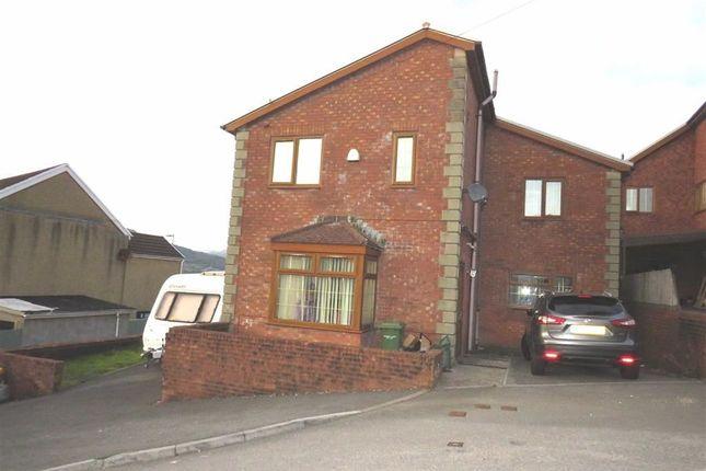 Thumbnail Detached house for sale in Brynderwen Close, Cilfynydd, Pontypridd