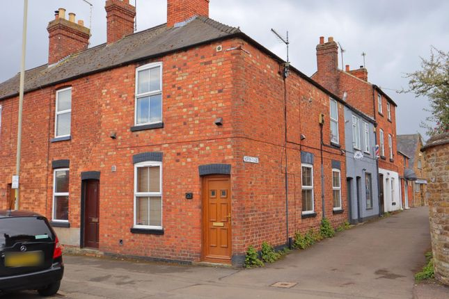 2 bed terraced house for sale in North Street East, Uppingham, Oakham LE15