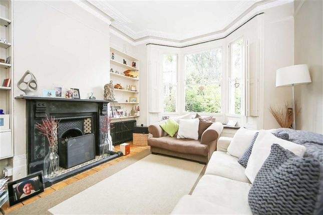 Thumbnail Terraced house to rent in St. Georges Avenue, London