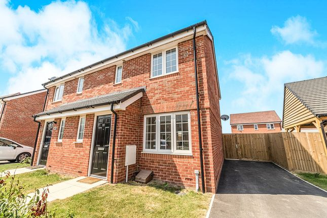 Thumbnail Terraced house to rent in Hyton Drive, Deal