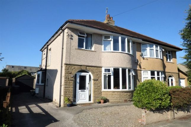 Thumbnail Semi-detached house for sale in Toll Bar Crescent, Scotforth, Lancaster