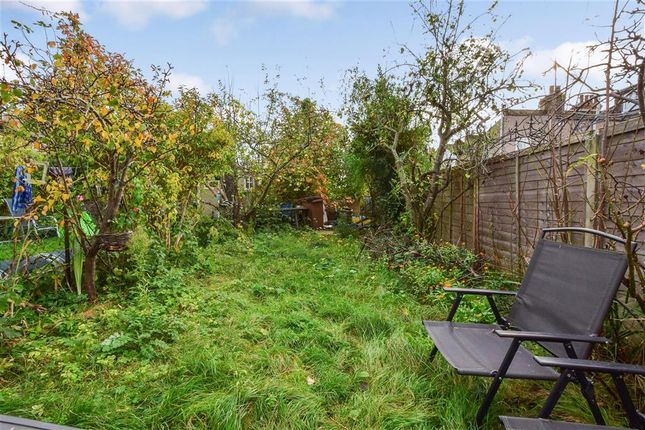 Rear Garden of Capworth Street, Walthamstow, London E10