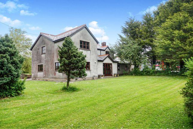 Thumbnail Semi-detached house for sale in Heol Las, Bridgend