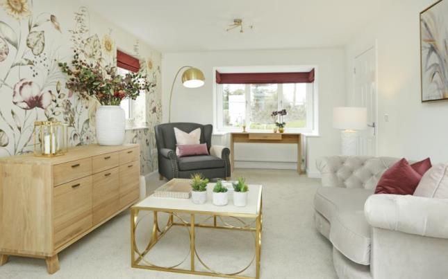 Thumbnail Detached house for sale in Thornhill Fields, Welford Road, Wigston, Leicestershire