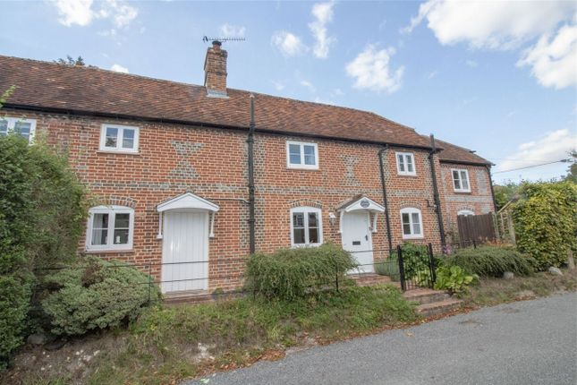 Thumbnail Cottage for sale in Gaston Lane, South Warnborough, Hook