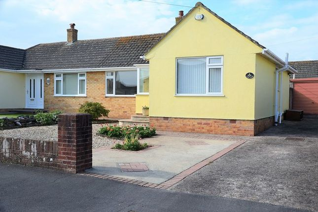 Thumbnail Semi-detached bungalow for sale in Lakes Close, Brixham