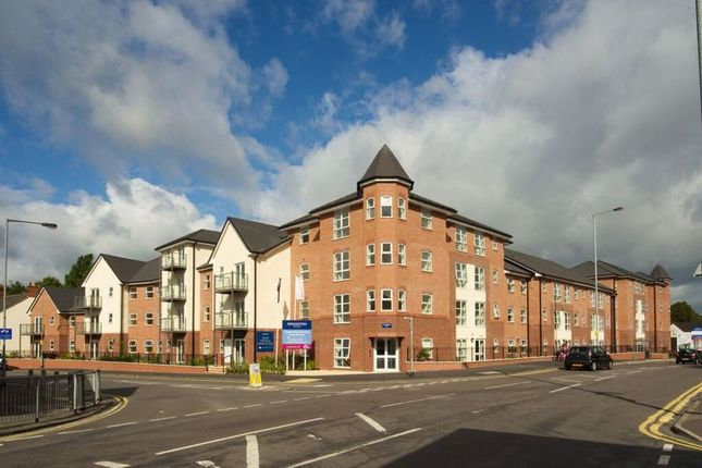 Thumbnail Property for sale in High Street, Wolstanton, Newcastle-Under-Lyme