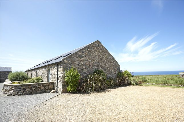 Thumbnail End terrace house for sale in Natures Point, Pistyll, Gwynedd