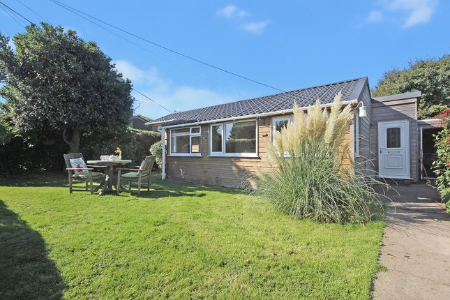 Thumbnail Bungalow for sale in 56 Freathy, Field 3, Whitsand Bay, Millbrook