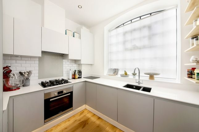Kitchen of Hatcham Park Mews, London SE14