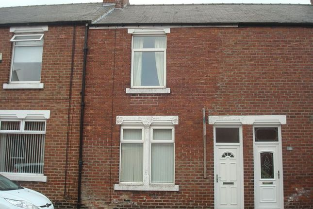 Thumbnail Terraced house to rent in Fleet Street, Bishop Auckland