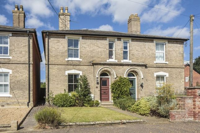 Thumbnail Semi-detached house for sale in Mount Street, Diss