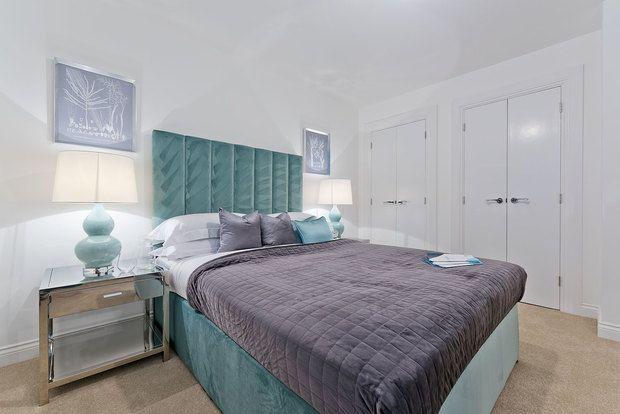 2 bedroom flat for sale in Ebbsfleet Garden City, Kent