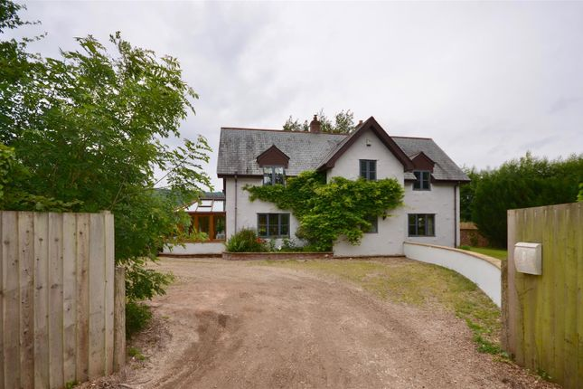 Thumbnail Detached house for sale in Bagborough, Taunton