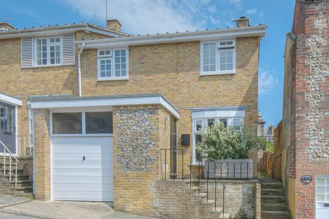 Thumbnail End terrace house for sale in King Street, Arundel, West Sussex