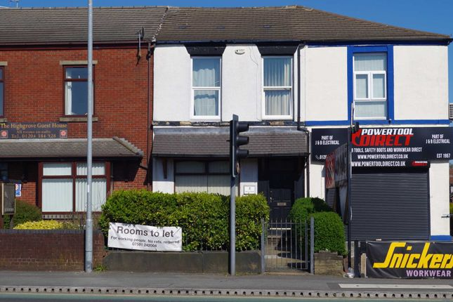 Thumbnail Terraced house for sale in Manchester Road, Bolton