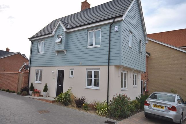 Thumbnail Semi-detached house to rent in Godmanchester, Huntingdon, Cambridgeshire