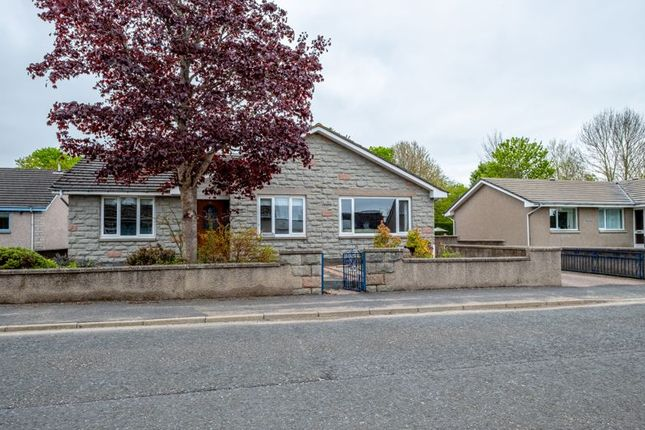4 bed bungalow for sale in Aquithie Road, Kemnay, Inverurie AB51