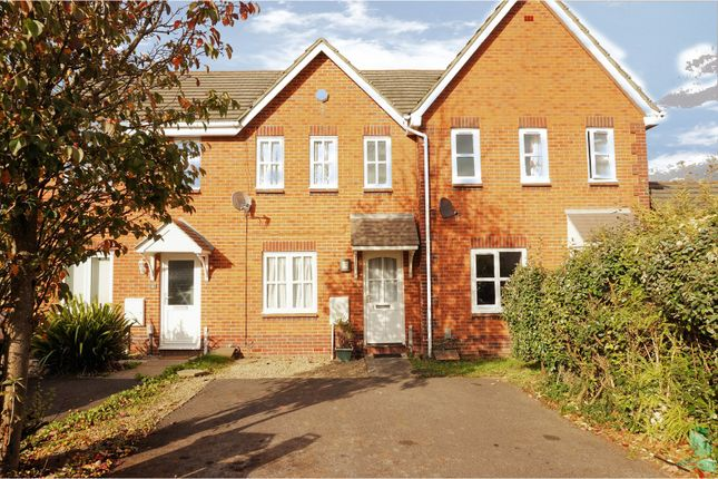 Thumbnail Terraced house for sale in Longtown Grove, Newport