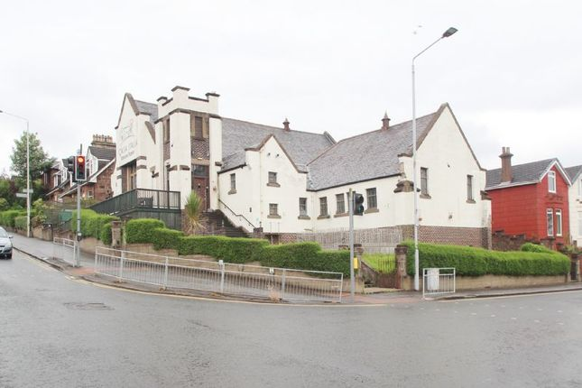 Thumbnail Commercial property for sale in 1, Montrose Street, Clydebank, Glasgow G812Jf