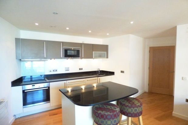 Thumbnail Flat to rent in Candle House, Granary Wharf, City Centre