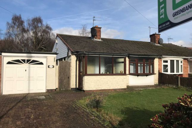 Thumbnail Bungalow to rent in Milbrook Crescent, Kirkby, Liverpool