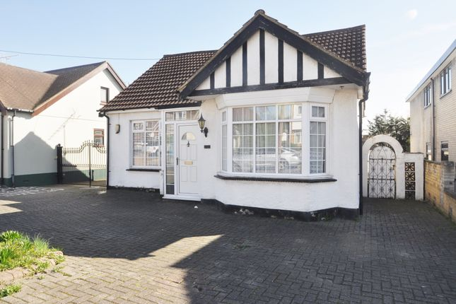 Thumbnail Detached bungalow for sale in Melcombe Road, Benfleet