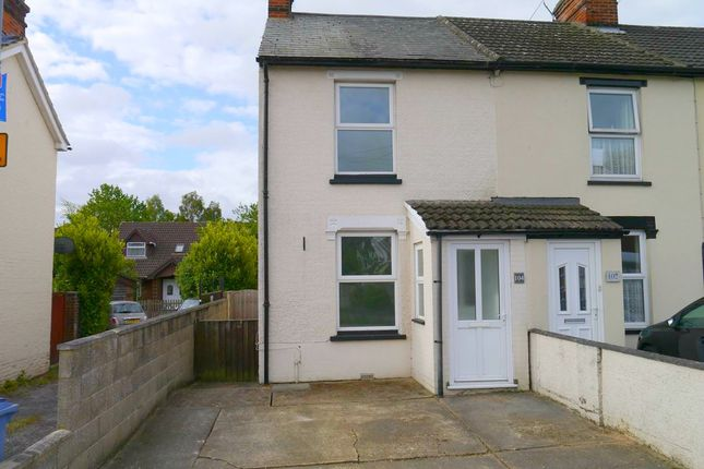 Terraced house to rent in Freehold Road, Ipswich, Suffolk