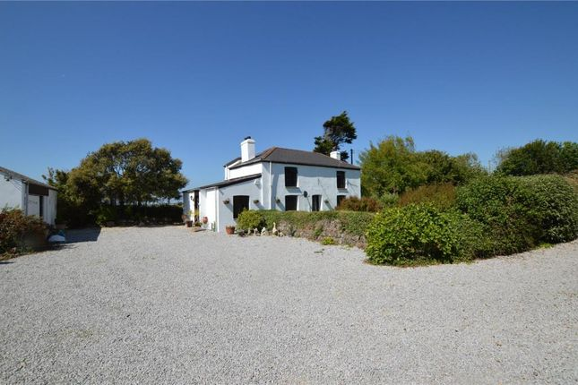 Thumbnail Detached house for sale in Steamers Hill, Angarrack, Hayle, Cornwall