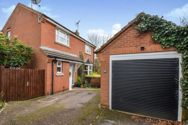 Thumbnail Detached house for sale in Heards Close, Wigston, Leicester, Leicestershire
