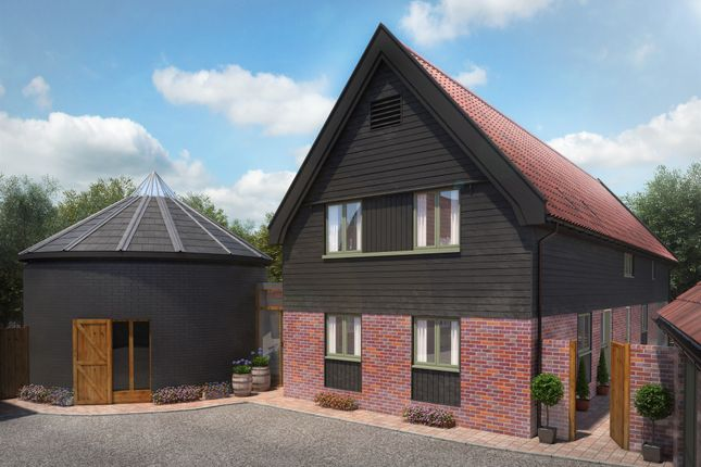 Thumbnail Detached house for sale in Old Mill Close, Worlingworth, Woodbridge