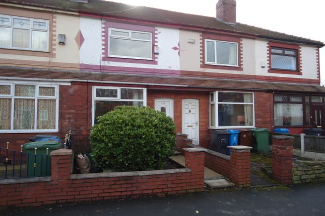 Thumbnail Terraced house for sale in Schofield Street, Oldham